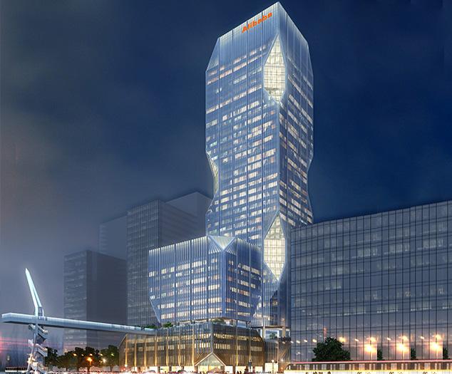 廣州阿里巴巴大廈