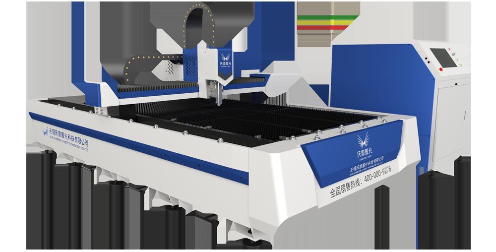 雙驅光纖激光切割機