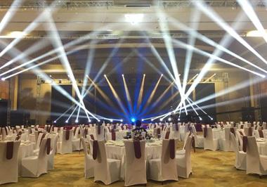 酒店燈光應用