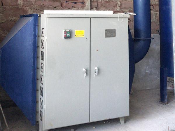 紫外光催化氧化惡臭廢氣凈化設備