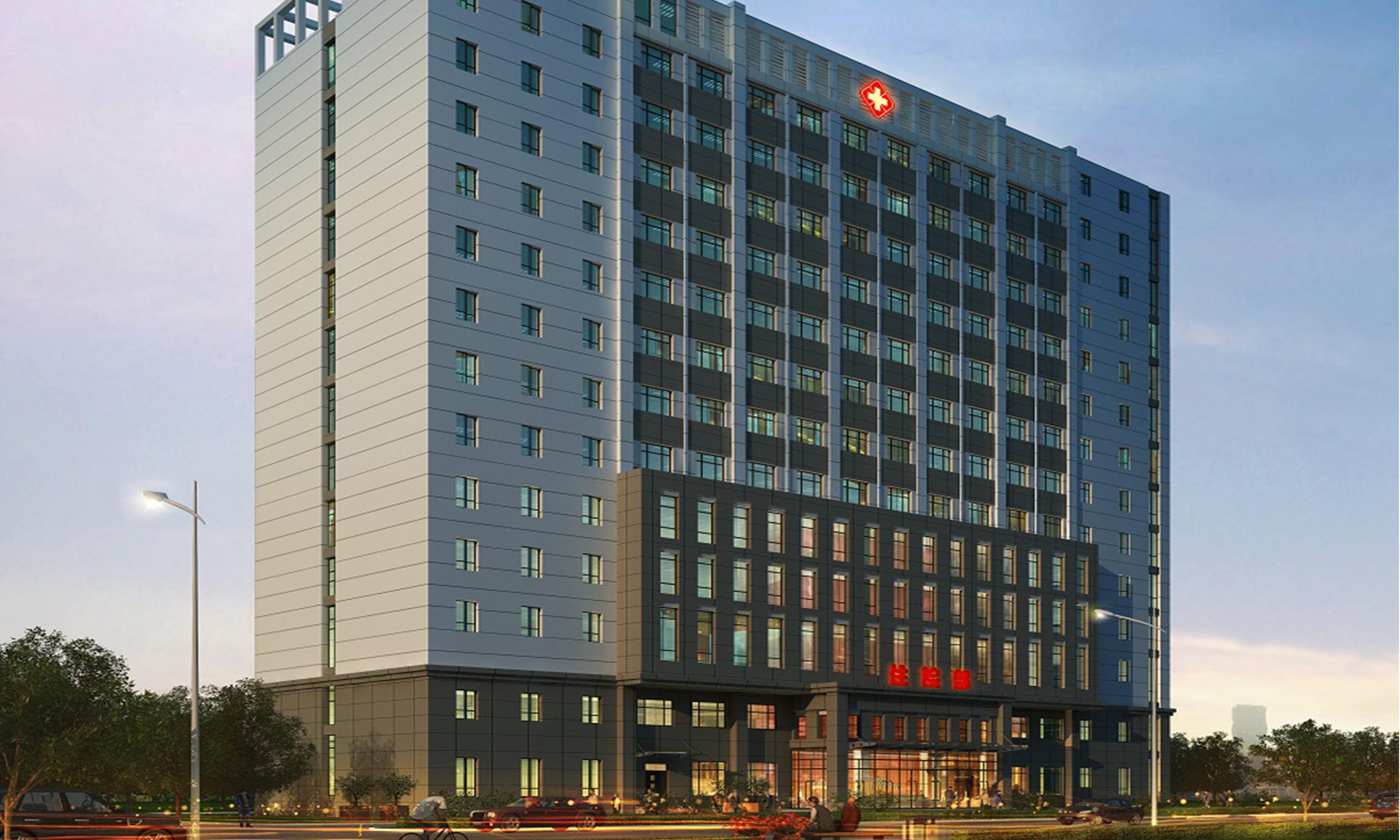 山西省忻州市第二人民医院项目
