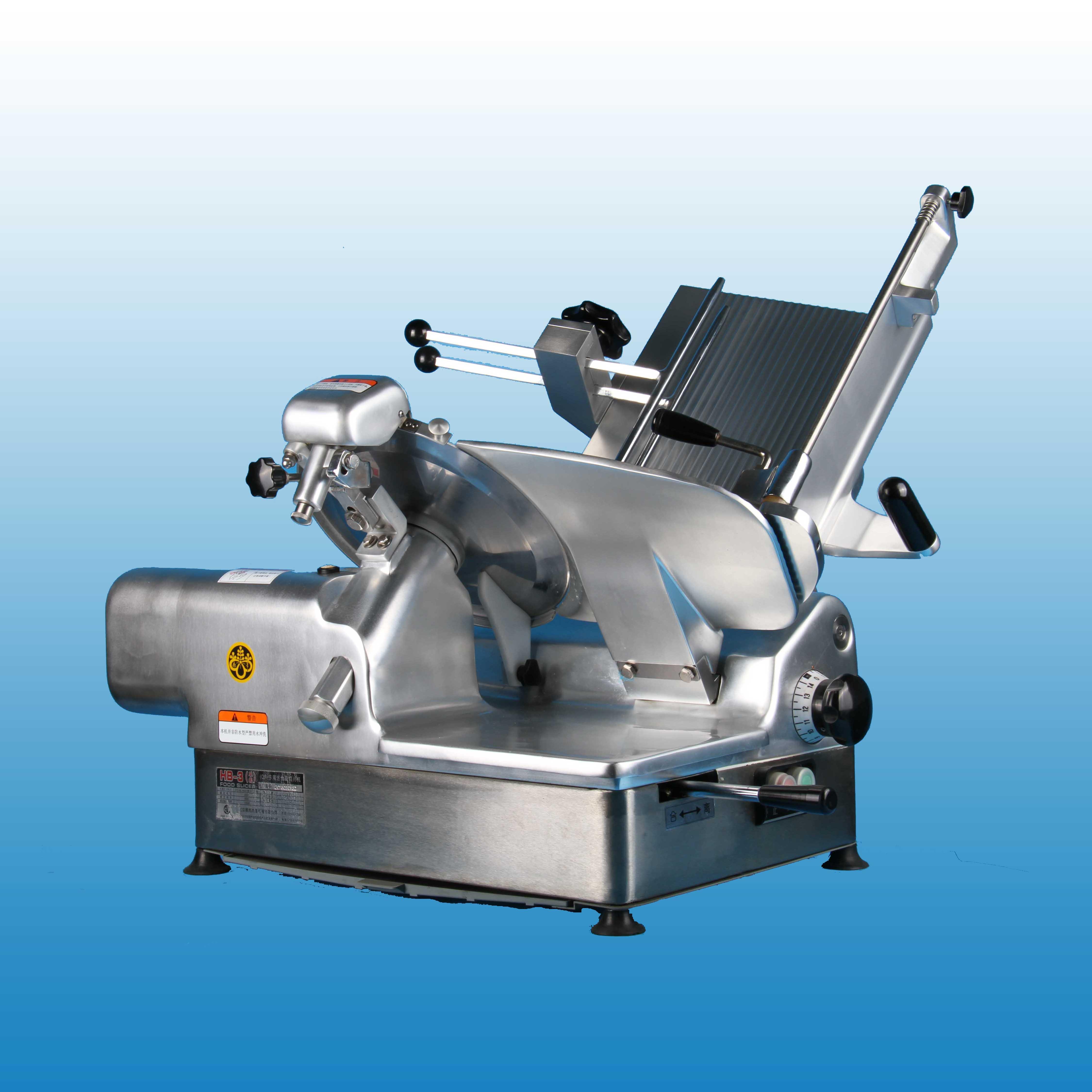 HB-2多功能食品切片機