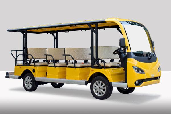新款14座电动观光车(G2S14)