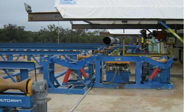 阿聯酋天然氣長輸管線項目