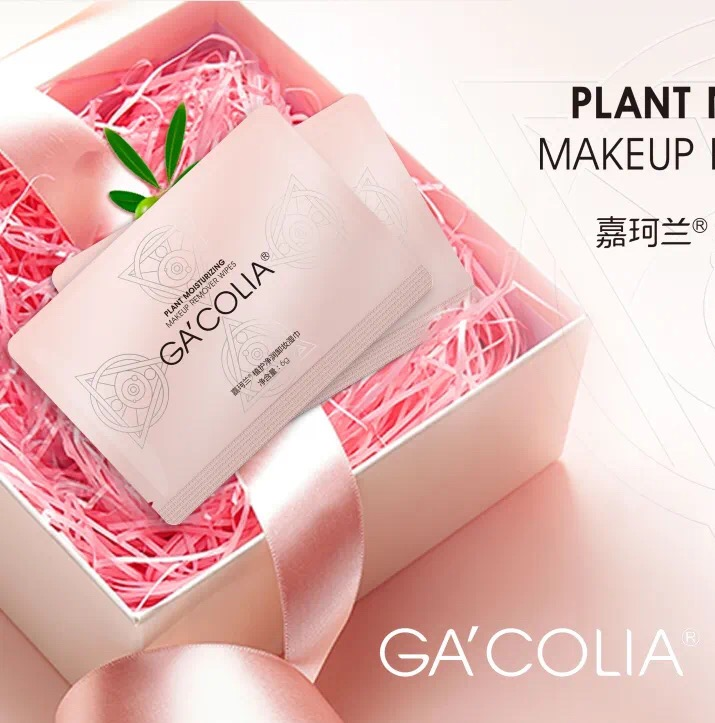 植護凈潤卸妝濕巾