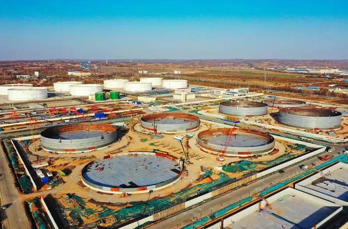 中国石化集团石油商业储备有限公司洛阳原油商业储备基地工程(二期)