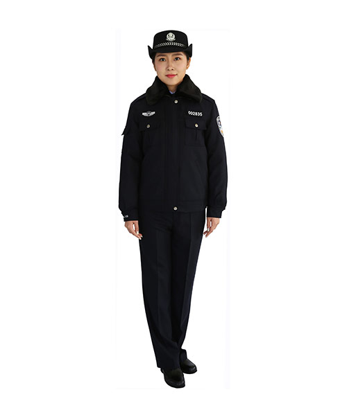女冬執勤服