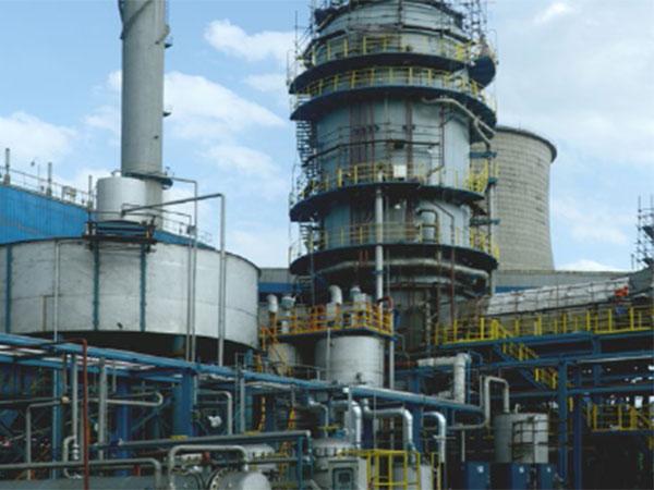 中石化洛阳分公司热电站脱硫脱硝改造项目