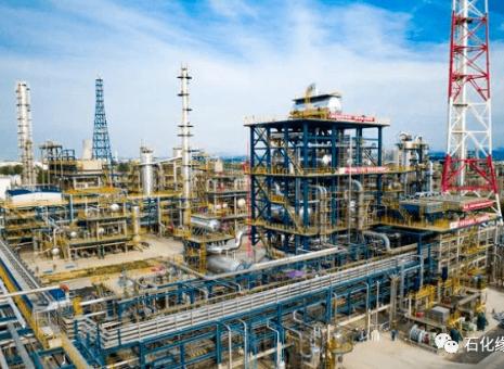 中国石化洛阳石化12万吨/年苯乙烯项目