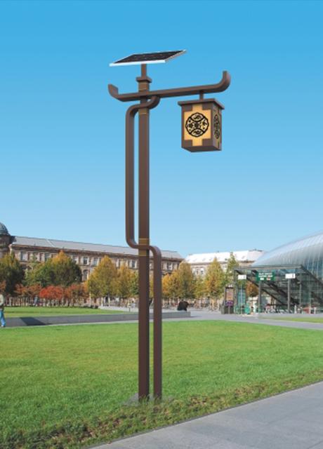太陽能庭院燈 / QH-TYN20