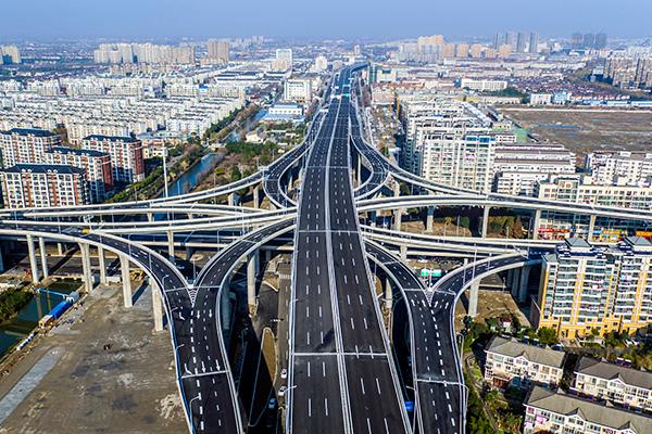 江蘇省鹽城內環高架