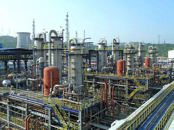 中石化長城能化(寧夏)45 萬噸/ 年醋酸乙烯、10 萬噸/ 年聚乙烯醇及公用工程