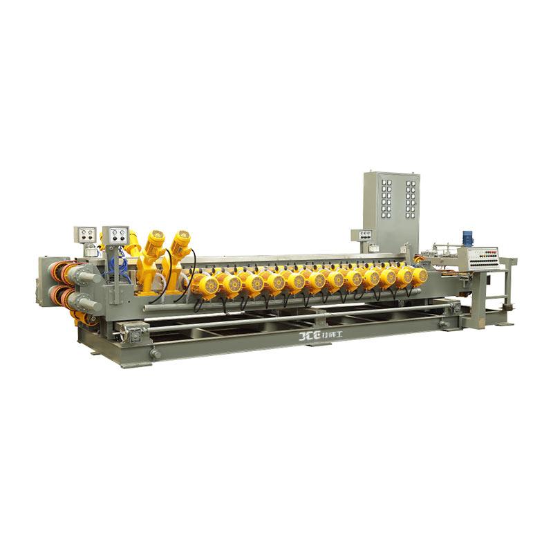 JCQS800K4-(24+4) 雙壓帶磨邊機