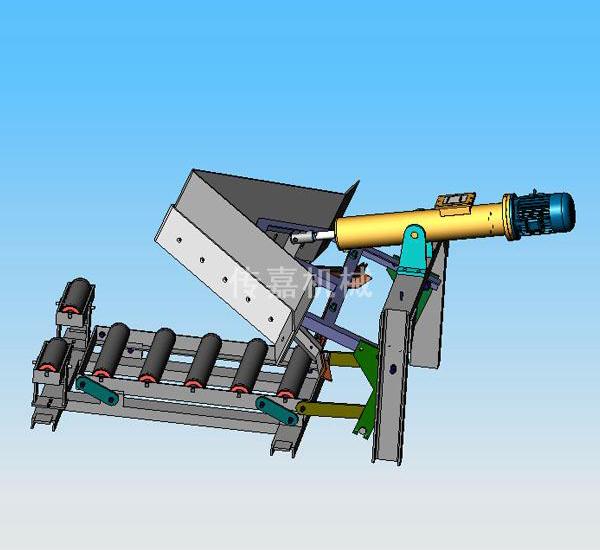 DYTN型電液動犁式卸料器