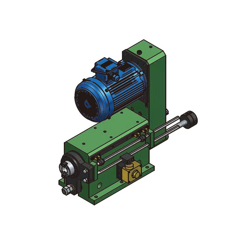 SD09-120 油壓鉆孔/搪銑動力頭