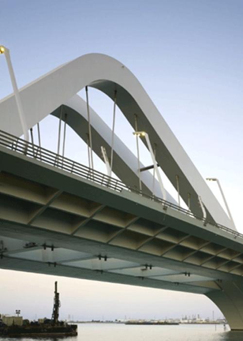 橋梁橋墩混凝土的防腐涂裝方案