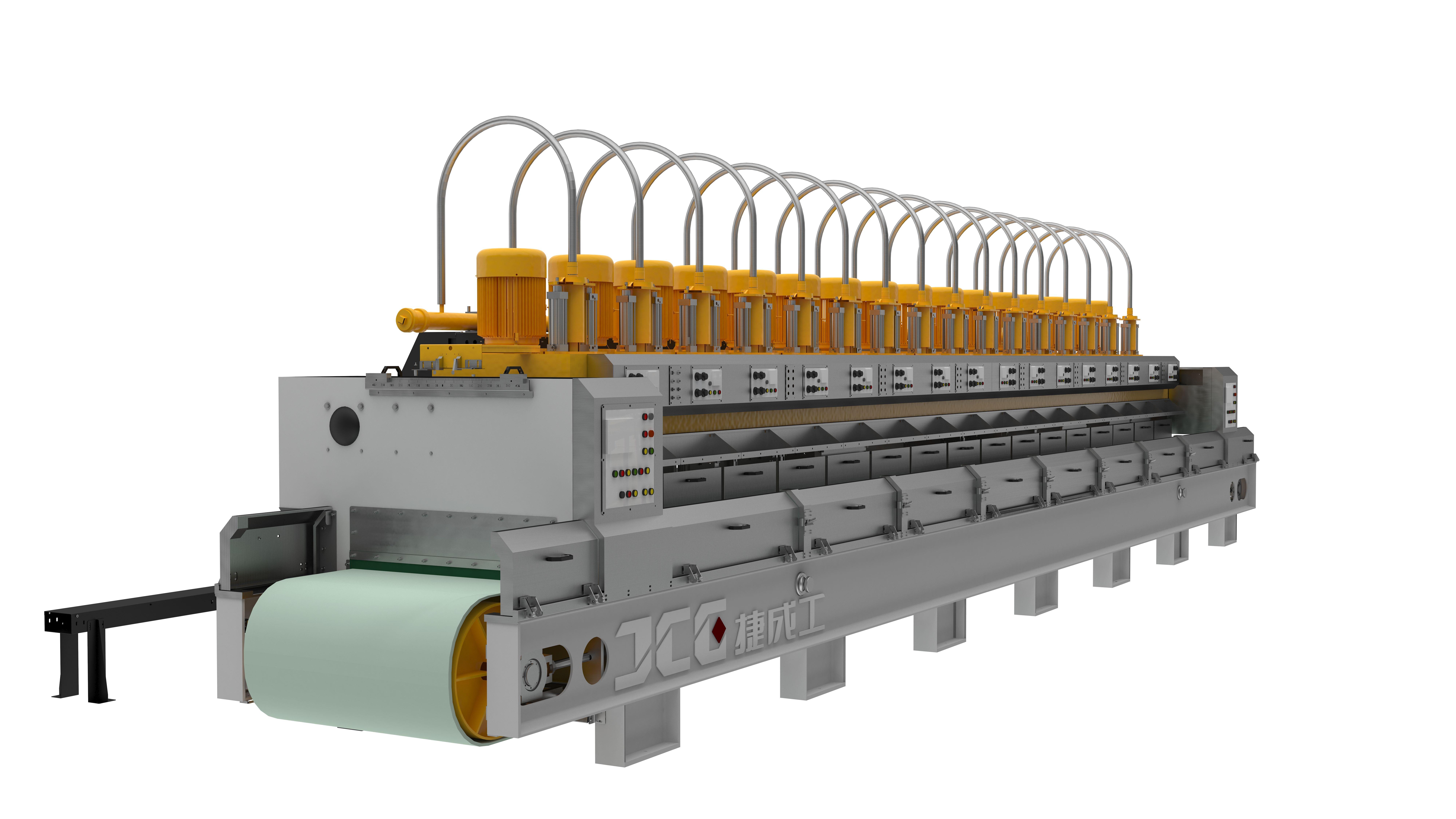 JCP800F(16) F系列拋光機