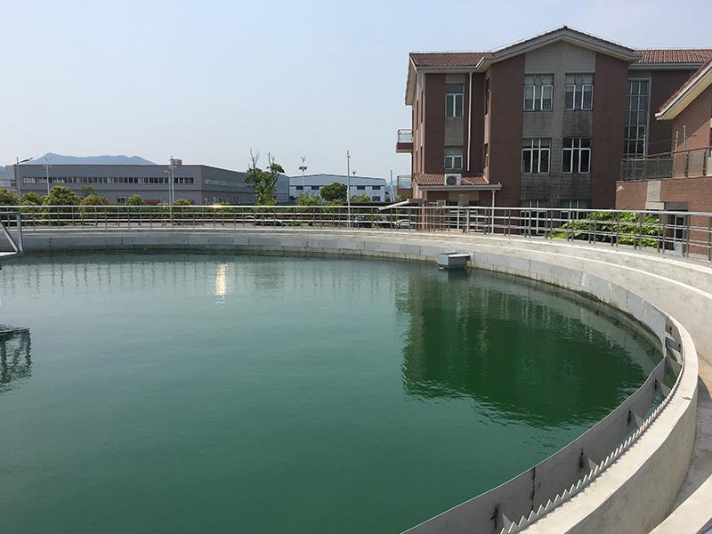 舟山市島北污水處理廠二期工程