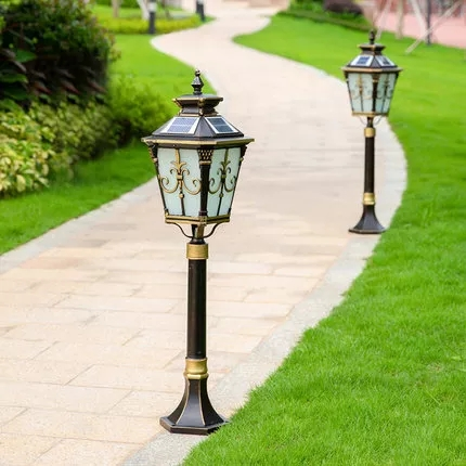太陽能草坪燈 / QH-TCPD01