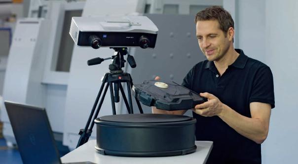 ZEISS COMET L3D 2 扫描仪