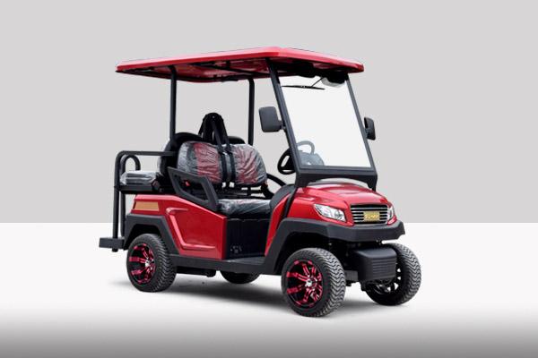 4座高爾夫球車(M1S2+2)