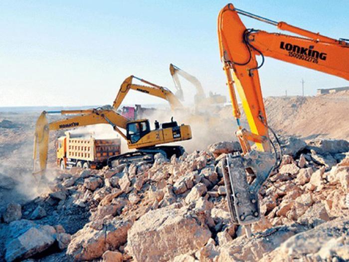 土石方專業施工