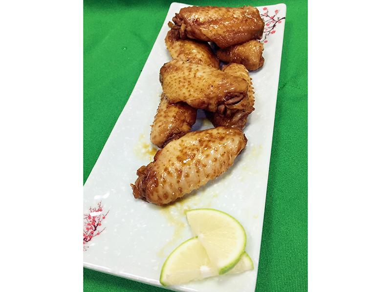 豉油王雞翅