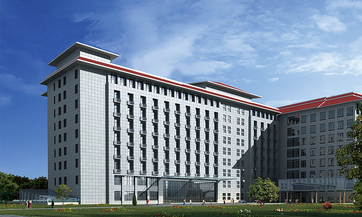 新疆烏魯木齊中醫院項目
