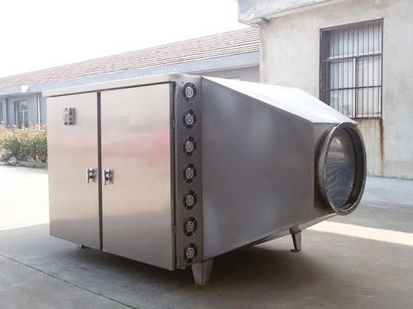 再生活性炭凈化設備