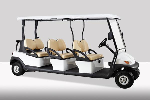6座高爾夫球車(A1S6)
