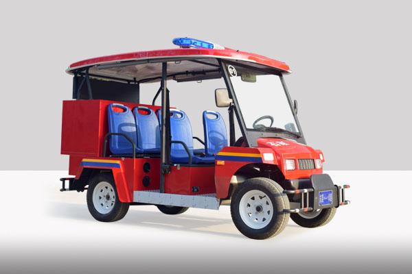 小型电动消防车G1S5