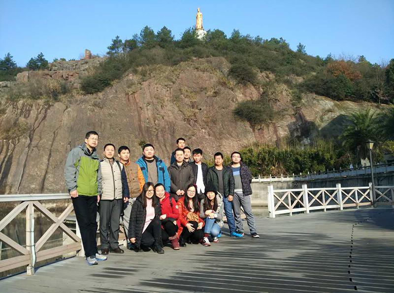 森巖科技2015年黃石雷山溫泉之旅
