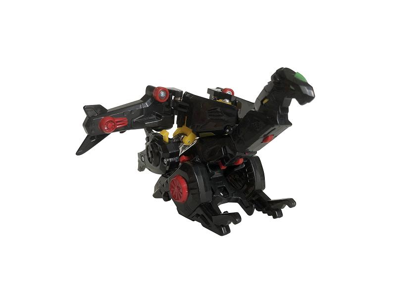 黑鹰-爆速变形机械兽