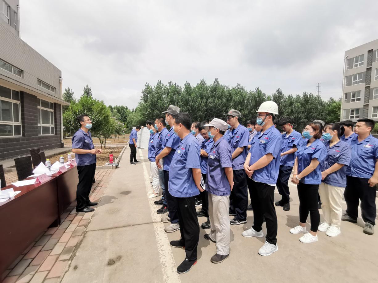 天晟公司组织开展消防演练和心肺复苏培训活动
