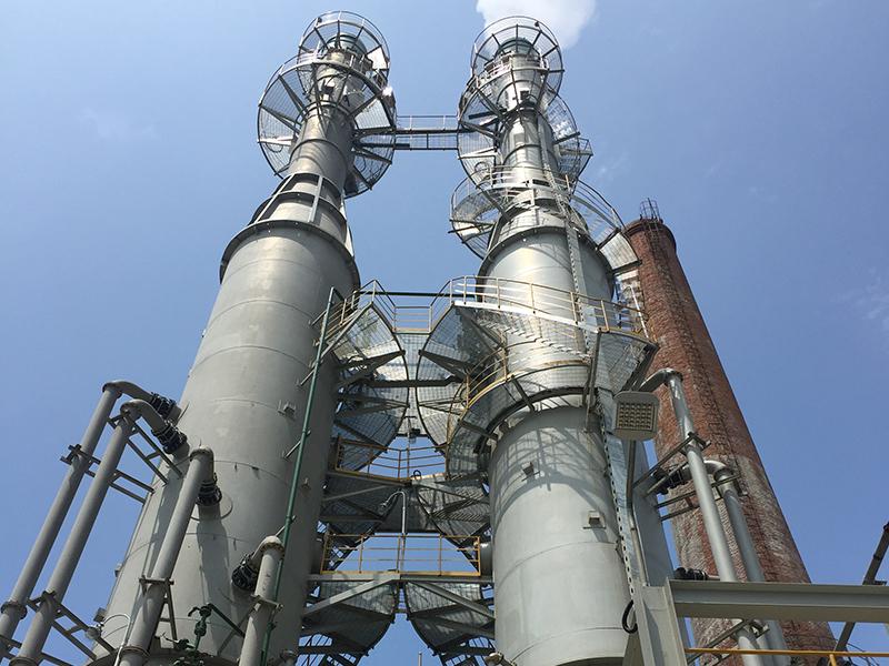 東南新材料(杭州)有限公司煙氣脫硫脫硝工程
