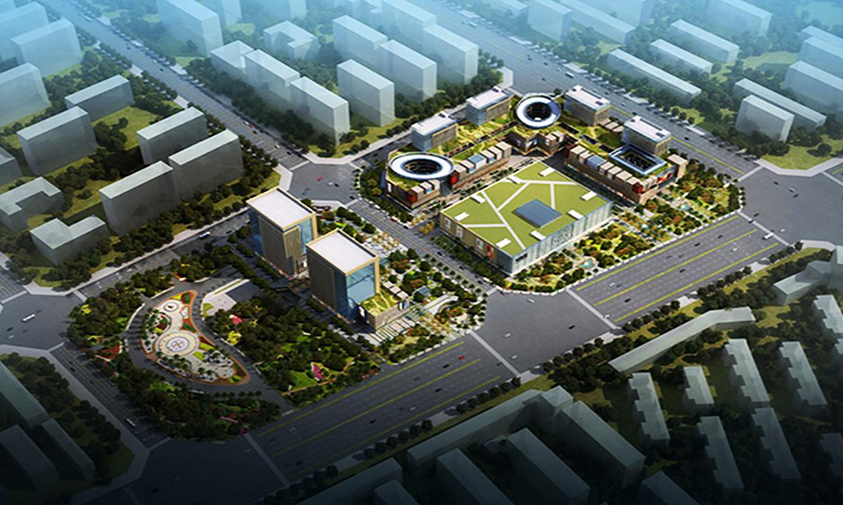 四川西昌攀西国际商贸城项目