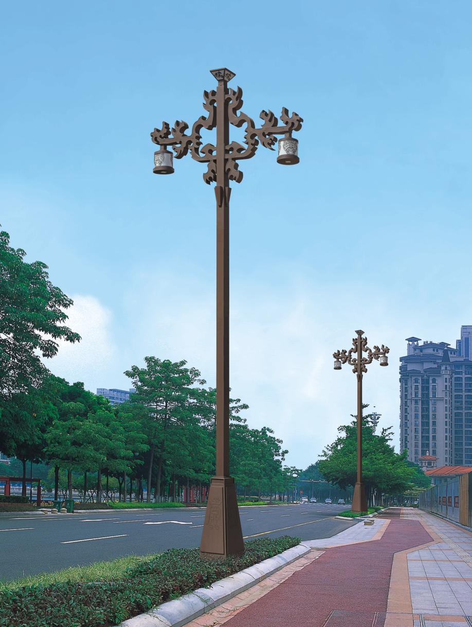 道路燈 / QH-DLD06