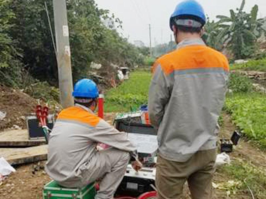 電力搶修、預防性試驗