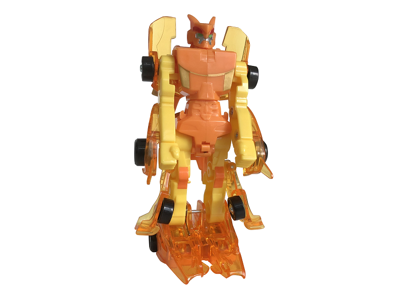 天威-爆速变形机甲