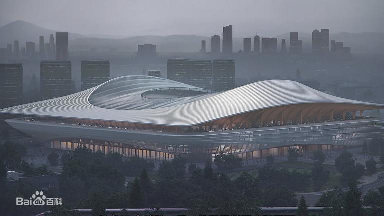西安国际足球中心项目