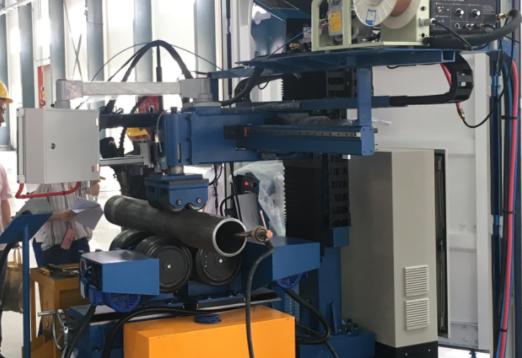 分體式管道自動焊機