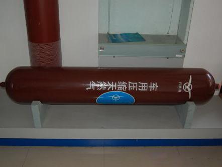 ISO11439汽亿博国际平台首页压缩天然气压缩钢瓶
