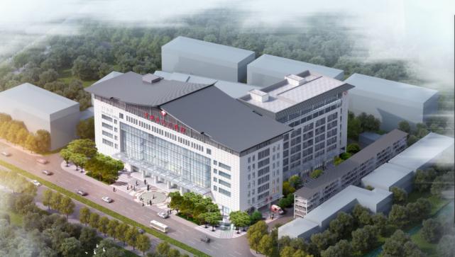 丽江市古城区人民医院改扩建项目