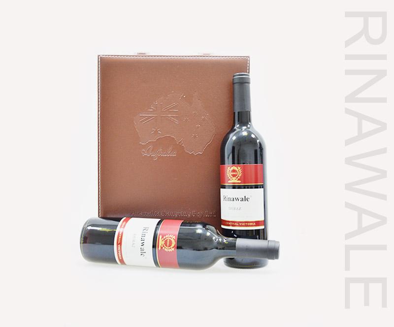 瑞倪維兒西拉紅葡萄酒