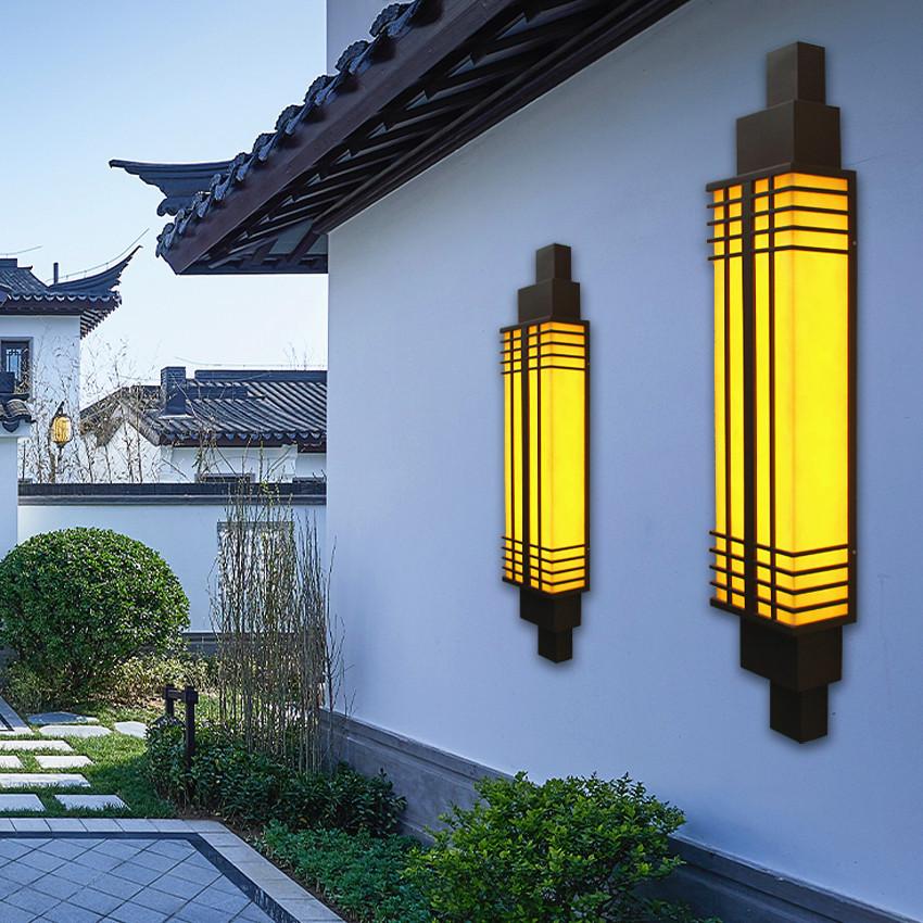 中式壁燈 / QH-ZBD11
