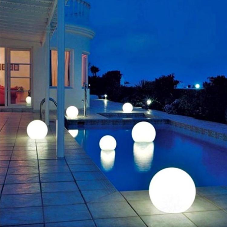 滾塑LED發光燈飾燈罩