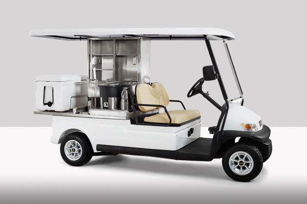 2座电动小餐车(A1H2-MH)