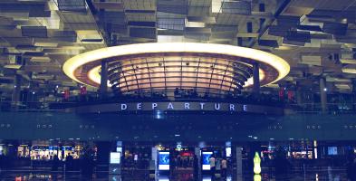 新加坡樟宜國際機場T3