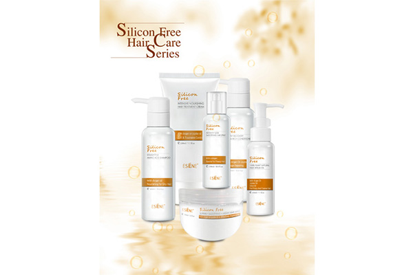 无硅油头发护理系列