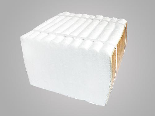 硅酸鋁纖維折疊模塊